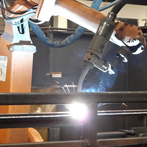 high quality welding fabrication