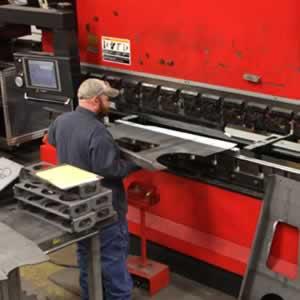 Custom Fabrication Shop Weaver