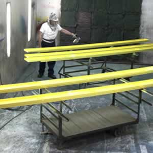 Custom Fabrication Shop Weaver